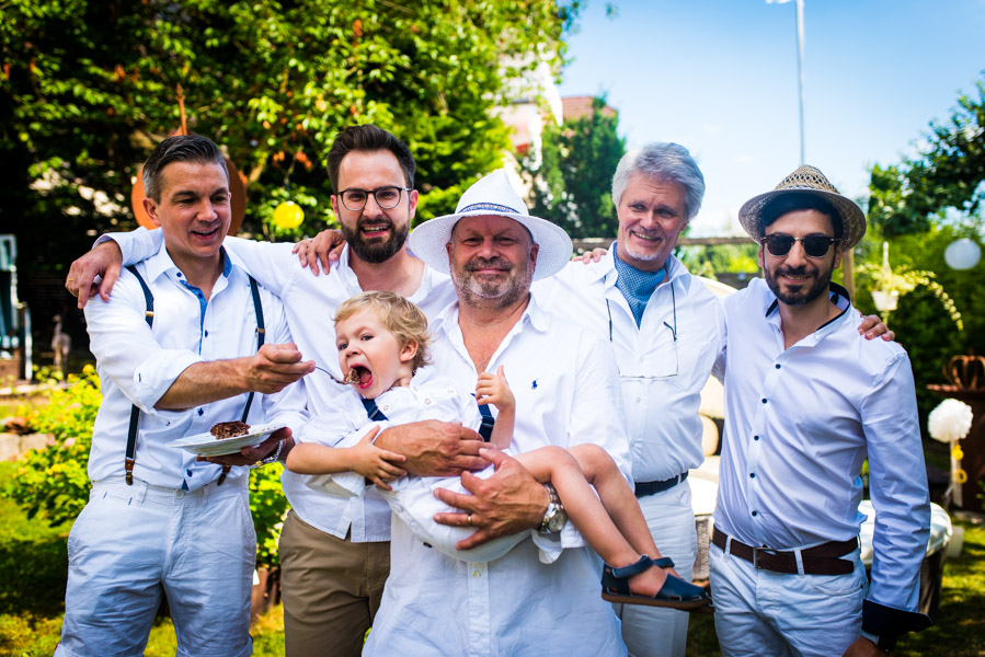 Familienfotos Geburtstagsfeier Frankfurt